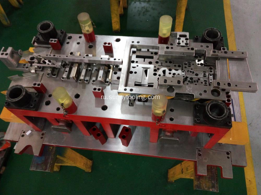 Auto Metal Stamping Tooling