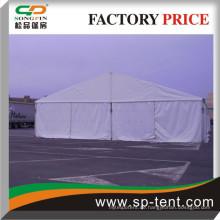 Lagerrahmen Zelt Giebel Seite 20m für industrielle Nutzung