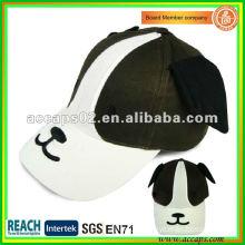 Dog pattern children baseball cap BC-c0007