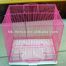 Panel de malla de alambre de jaula de conejo