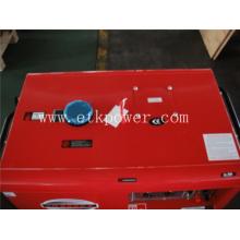Generador silencioso 5kw con el motor diesel 12HP
