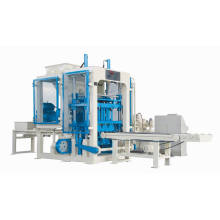 Fully Automatic Concrete Brick/Block Making Machine for Making Cement Bricks Material (QT6-15)