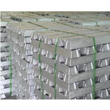 Aluminium Ingot 99,7%, 99,8%, 99,9% Fabrik