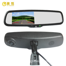 Car DVR 4.3inch OEM Rear View Mirror Monitor Full HD Wide Angle 140 Degree