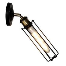 Modern Industrial Loft Metal Single Sconce Wall Lamp