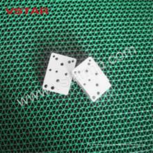 CNC Филируя подверганные механической обработке части с Цинковым покрытием для Фосфатирования светильники алюминиевые продукты ВСТ-0907