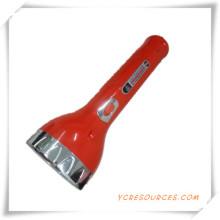 Lampe-torche de charge superbe de condensation de LED lumineuse pour la promotion (EA05019)