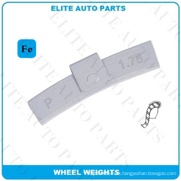 Wheel Balance Weight for Car Wheel (Fe-P Series)
