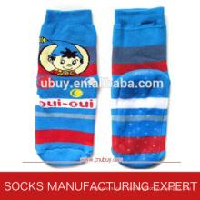 Babys 'warme Baumwoll-Anti-Rutsch-Socken (UBUY-102)