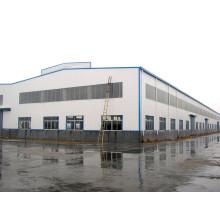 Taller de estructura de metal prefabricado (KXD-SSW1268)