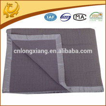 hotel and hospital use cotton cellular blanket
