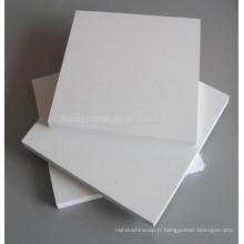 Feuille de polystyrène