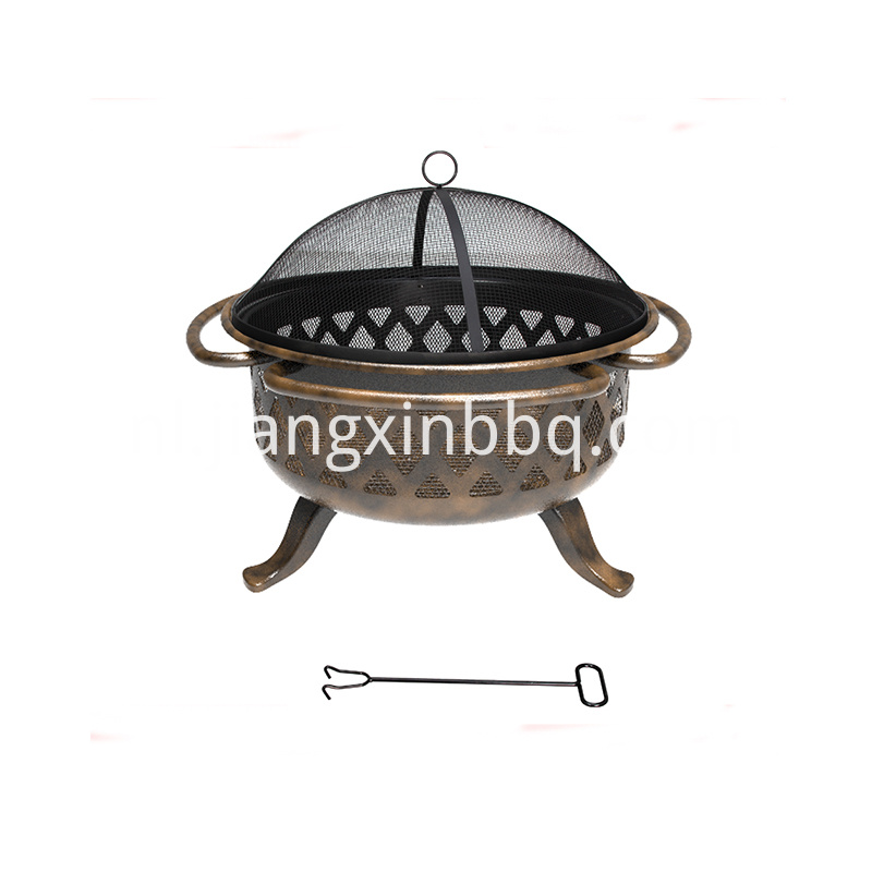 Jxf360 Outdoor Firepit