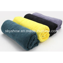 Solid Color Microfiber Towel (SST0375)