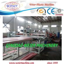 PVC-Celuka-Schaum-Blatt-Brett-Extruder-Maschine