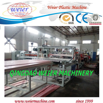 PVC Celuka Foam Sheet Board Extruder Machine