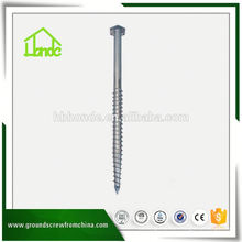 Fabricant chinois Hex Ground Anchor