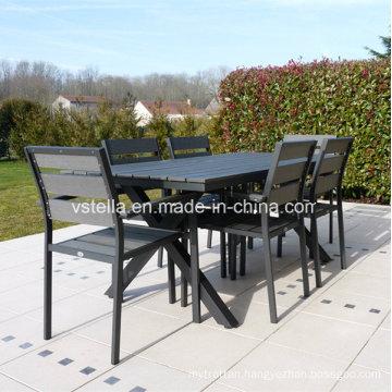 Outdoor Gardne Patio Aluminum Dining Chair
