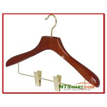 Wooden Hanger/ Coat Hanger/ Hotel Supplies (N000021343)