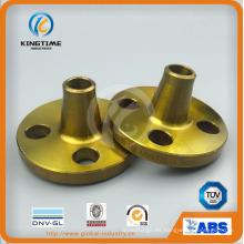 Brida de cuello de soldadura de brida de acero al carbono con TUV (KT0394)
