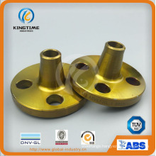 Carbon Steel Flange Weld Neck Flange with TUV (KT0394)