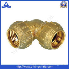 Brass Elbow /Tee /Coupling /Compression Pipe Fitting (YD-6046)