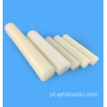 Barra de Nylon 50mm Branco Azul PA66 Bar