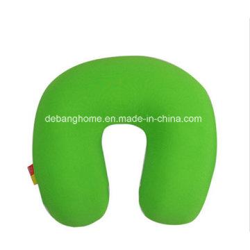 Almohada en forma de U Almohada cómoda para el cuello en forma de U