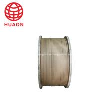 Alambre magnético Cubierto de papel Alambre de aluminio Cable eléctrico