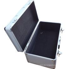 Transport- und Aufbewahrungsbehälter aus Aluminium in verschiedenen Größen