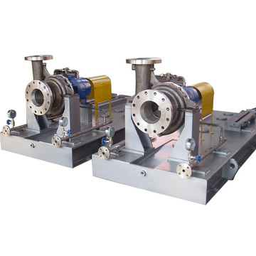 Pompe petrolchimiche OH 6 \ VS \ BB series API 610