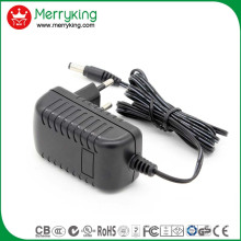 Merryking Brand Wall-Mount 12V 1A Adaptor EU Plug AC/DC Power Adapter