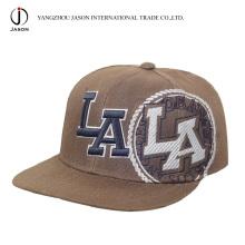 Casquette Baseball Cap Snapback Cap Promotionnel Cap Mode Cap Plat Peak Visor Cap Cap acrylique