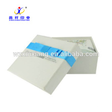 Eco-содружественный пустые бумажные пробки косметики упаковывая,подгонянный Размер