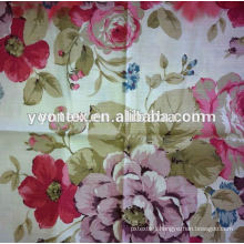 100% Cotton Home Textile Printed Fabric