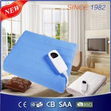 Nuevo calentador de cama de diseño eléctrico bajo manta con temporizador