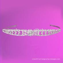 Cabelo hairband ornamento hairband com acessórios na moda