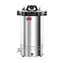 UX280A esterilizador de autoclave de vapor de tipo portátil 18-30L