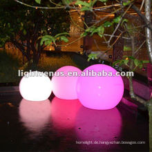 30cm IP68 Wasserdichte Farbwechsel LED Magic Ball