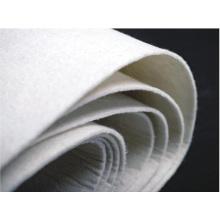 Aguja de poliéster perforada delgada cubierta de fieltro / colchón duro