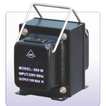 2000W Transformer with Plug Step Down and up