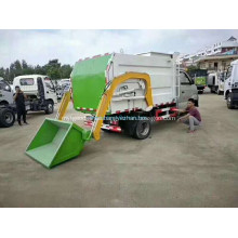 Hydraulic lifting special vehicle for dead livestock
