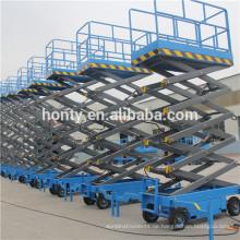 300kg mobiler mechanischer hydraulischer Scherenhubtisch