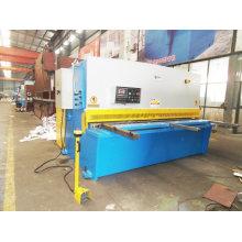 Máquina de corte e corte de feixe de balanço hidráulico QC12y 16X4000