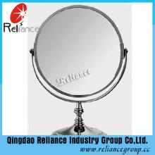 2mm Single Coated White Farbe Aluminium Spiegel