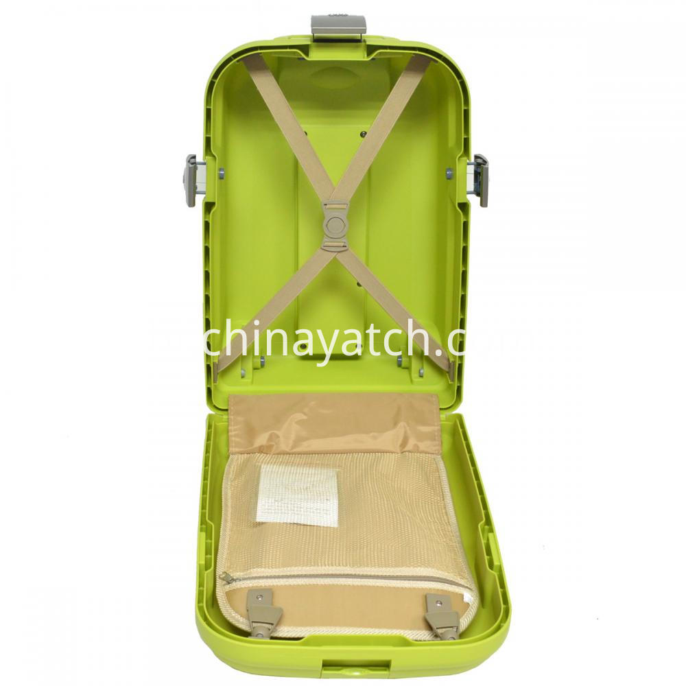 Nice Looking PP Material Luggage case