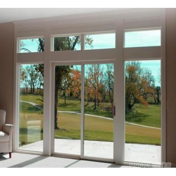 2015 New Design Reasonable Price Sliding Door Use PVC Profile