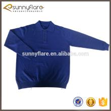 suéter del jersey de los hombres de la cachemira, suéter de la camiseta del hombre