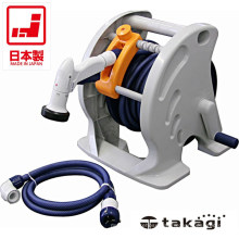 Hose for garden with high-performance made in Japan. Various types of garden hose (garden hose nozzle)