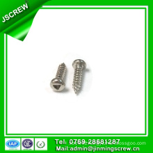 M4*14 Nickel Plated Self Tapping Screw